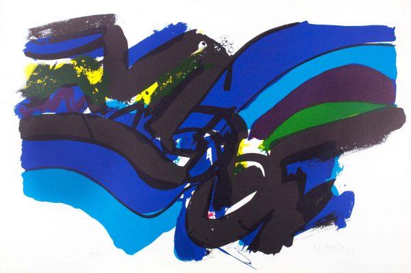 Edo Murtić Untitled 954