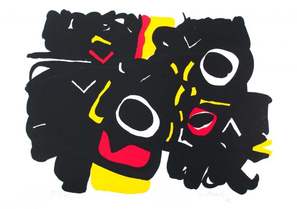 Edo Murtić Untitled 961