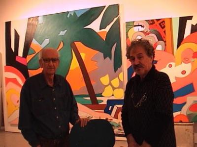Tom Wesselmann and Lazo Vujić